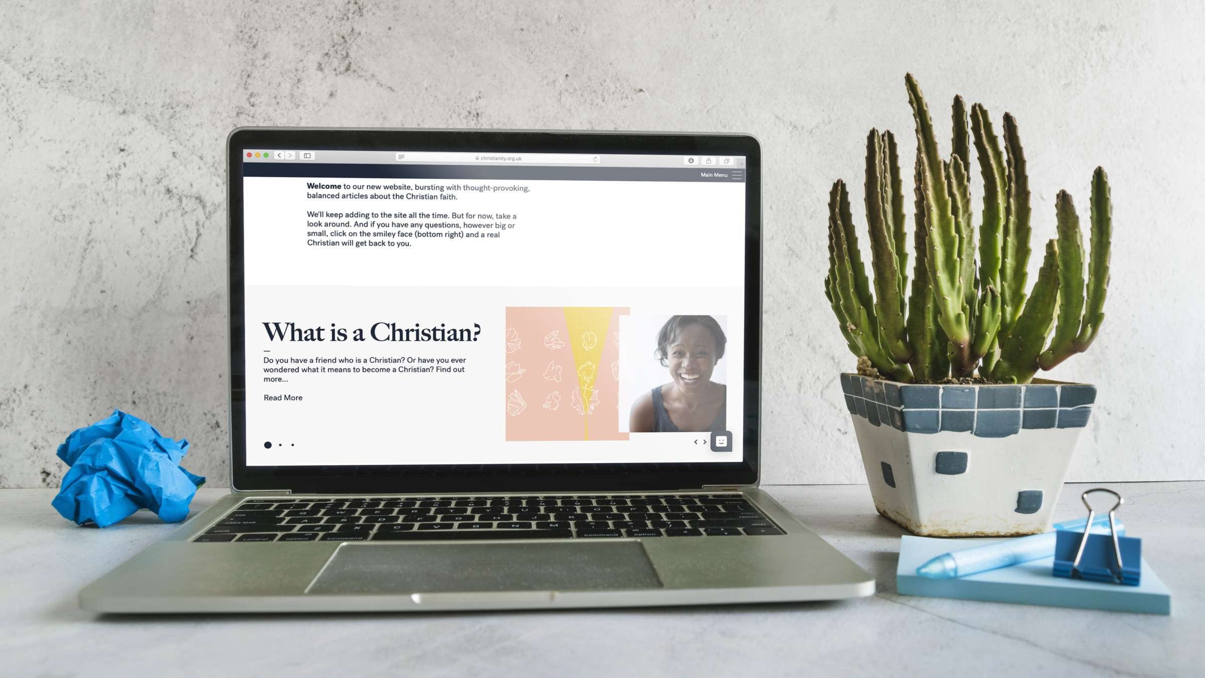 Christianity Press page