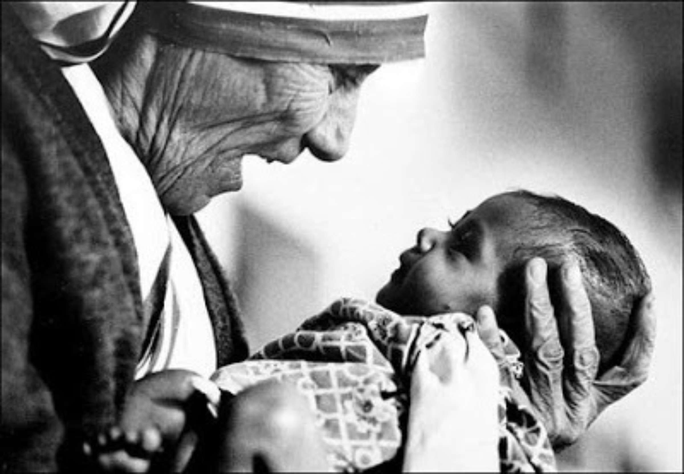 Christianity Mother Theresa