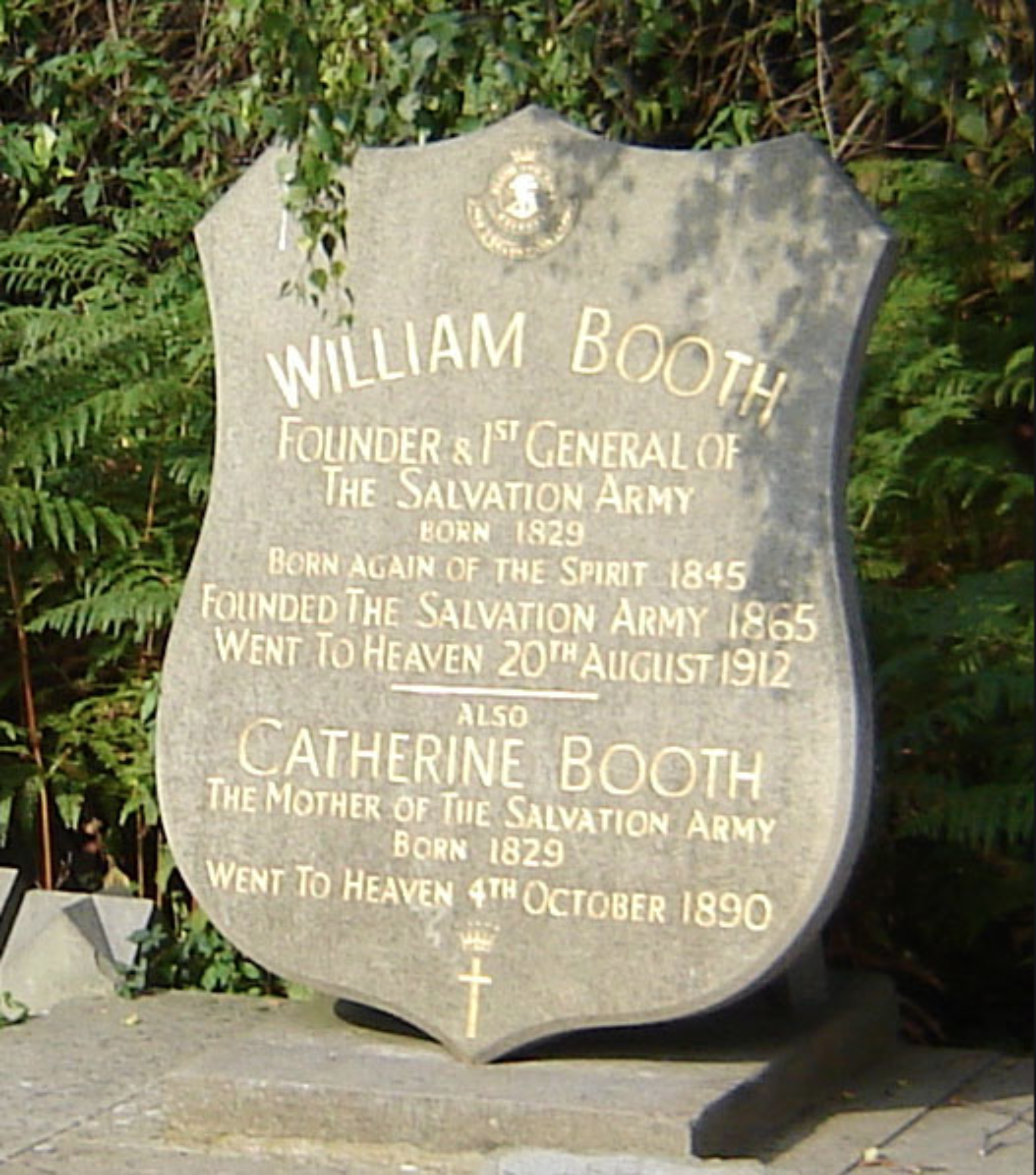 Christianity William and Catherine Booth