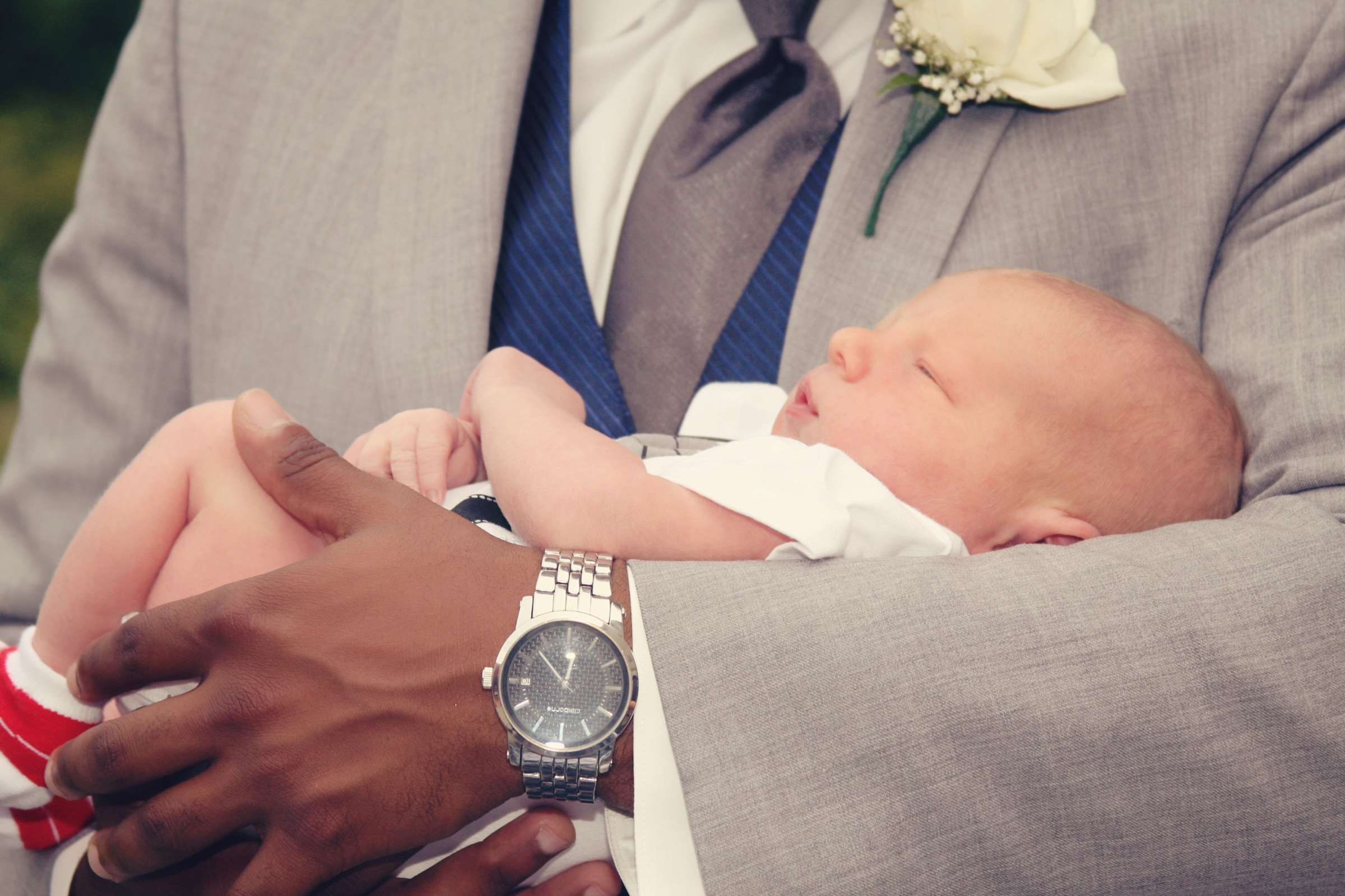 Christianity Can I have my baby christened?